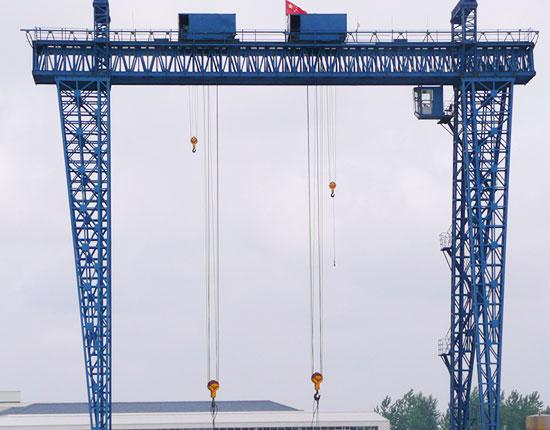 30 Ton Truss Gantry Crane