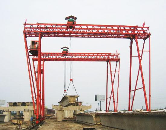 5 Ton Truss Gantry Crane for Sale