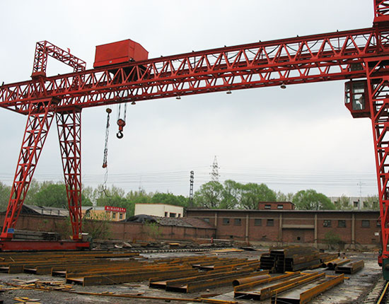 Heavy Duty Truss Gantry Crane