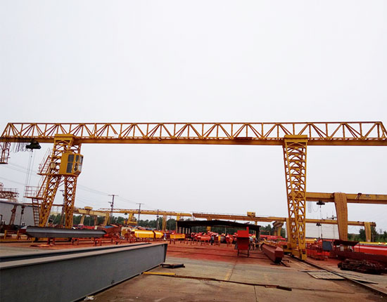 Cantilever Truss Gantry Crane