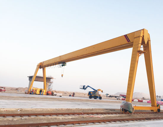 4 Ton Gantry Crane Supplier