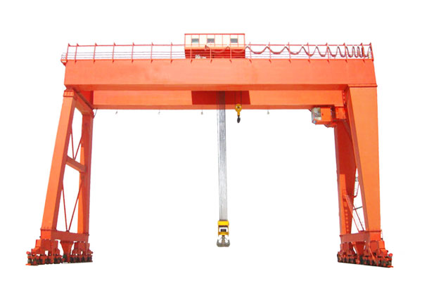 A Frame Gantry Crane