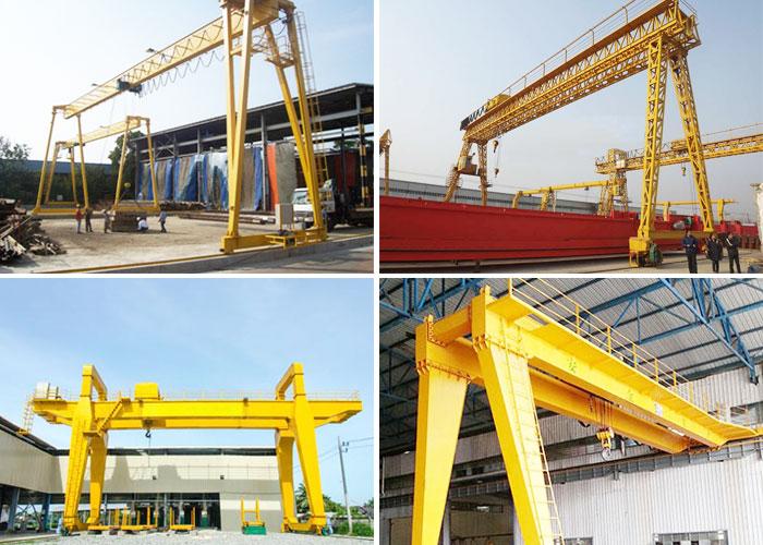Ellsen Gantry Crane for Industries