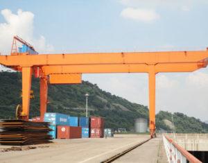U Type 25 Ton Gantry Crane