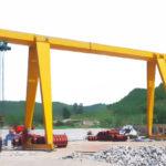 4 Ton Gantry Crane