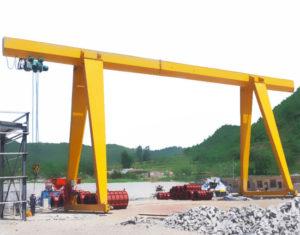 4 Ton Single Girder Gantry Crane
