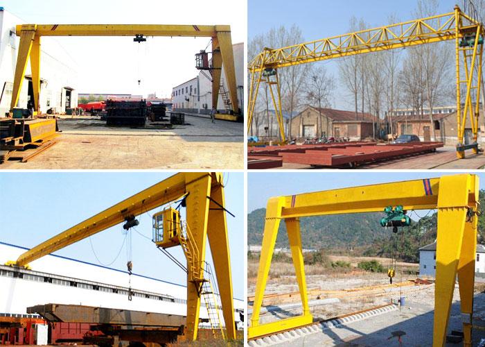 Ellsen Gantry Cranes 4 Ton