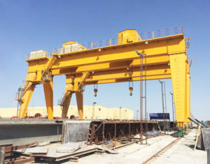 Industrial Gantry Crane Price