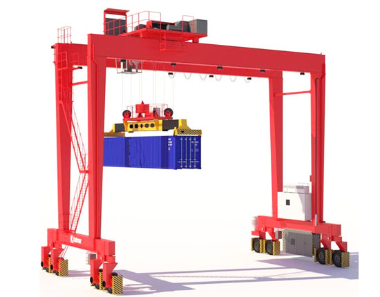 Rubber Tyred Gantry Crane Sales