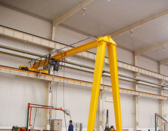 4 Ton Semi Gantry Crane