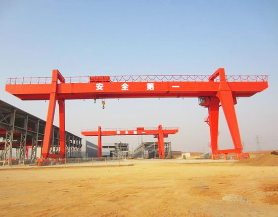 6 Ton Double Girder Gantry Crane