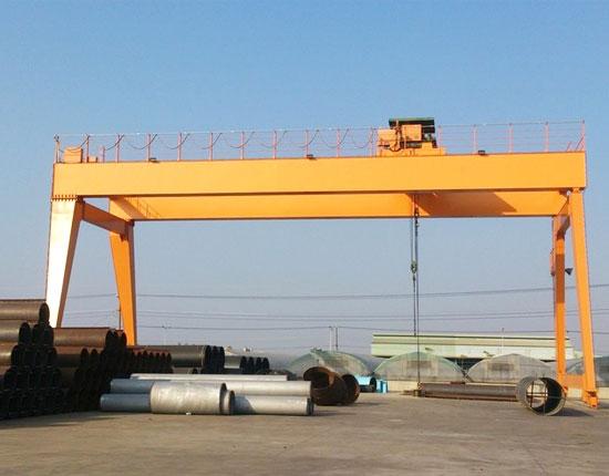 U Type Double Girder Crane