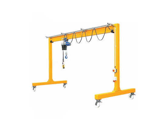 Small Portable Gantry Crane