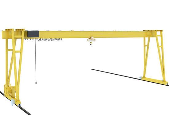 MH Single Girder Gantry Crane