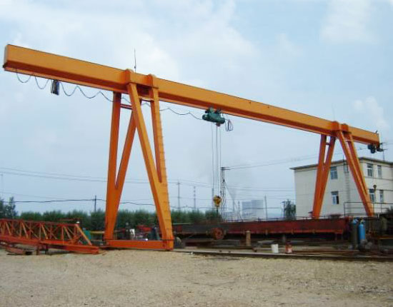 Single Girder Fixed Gantry Crane