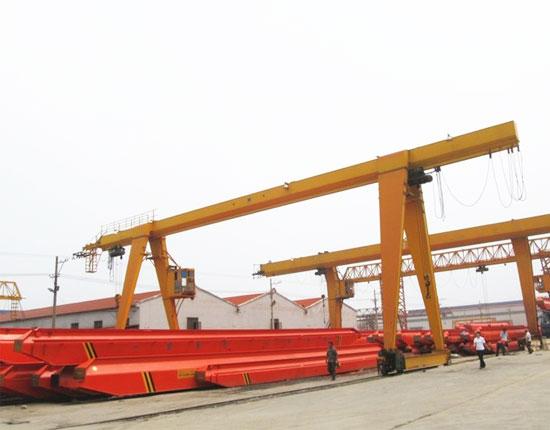 Single Girder Travelling Gantry Crane