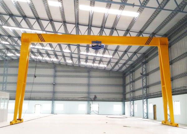 Warehouse Gantry Crane