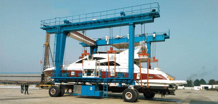 100t Marine Travel Lift