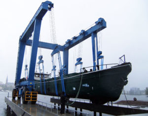 Marine Travel Lift Manufacturer