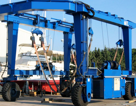 Quality Boat Travel Lift for Sale