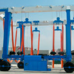 Mobile Boat Hoist