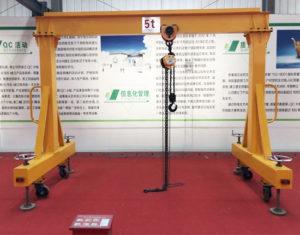 Rolling Gantry Crane Price