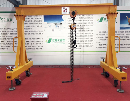 Rolling Gantry Crane for Sale