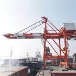 Ship to Shore Gantry Crane