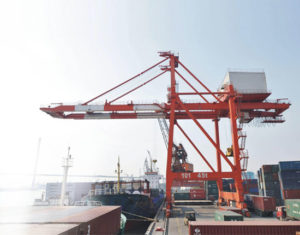 Ship to Shore Gantry Crane for Sale
