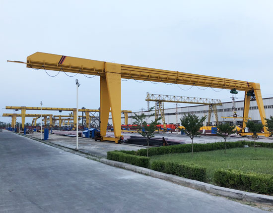 Quality Single Girder Gantry Crane