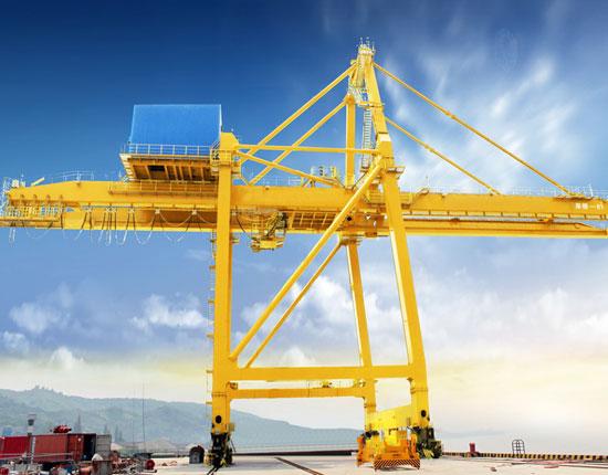 STS Crane Manufacturer