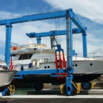 Boat Lift Crane