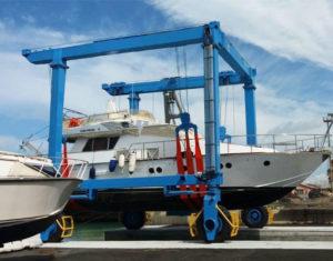 Boat Crane Lift