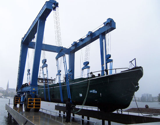 Boat Lift Crane Price