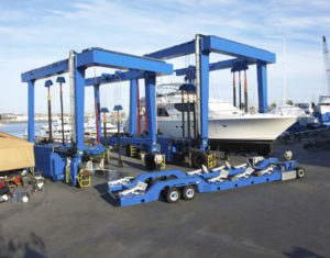 Ellsen Travel Lift Crane