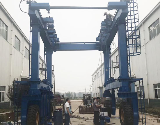 Marine Boat Lift Crane for Sale