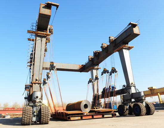Boat Lift Crane for Sale