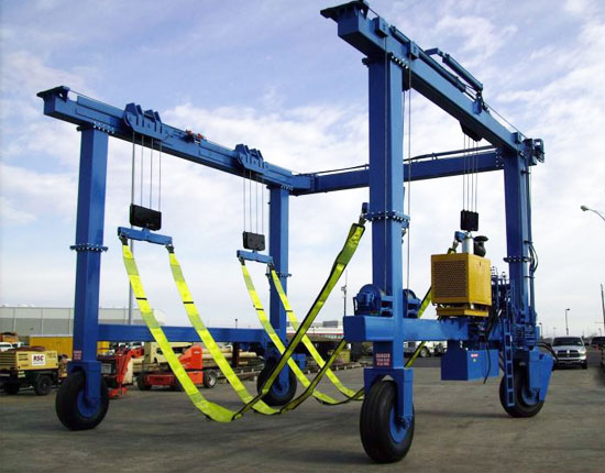 Boat Gantry Crane For Sale