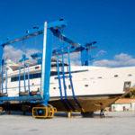 Hydraulic Boat Lift
