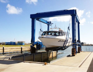 Yacht Lift Manufacturer