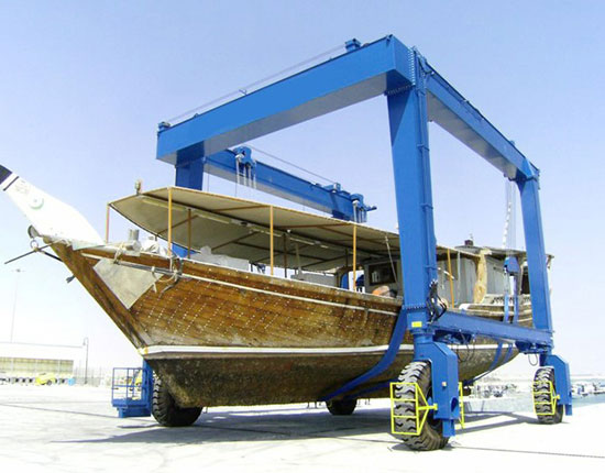 Boat Trave Lift for Sale