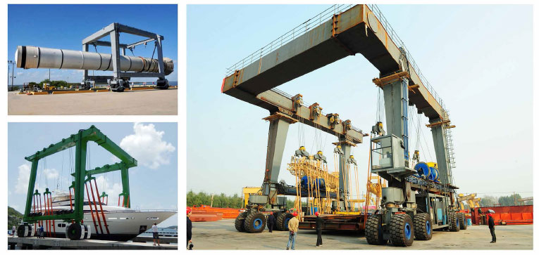 Mobile Boat Cranes for Sale