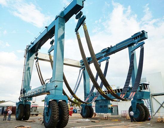 Boat Lift Crane Manufacturer