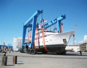 Marine Boat Hoist