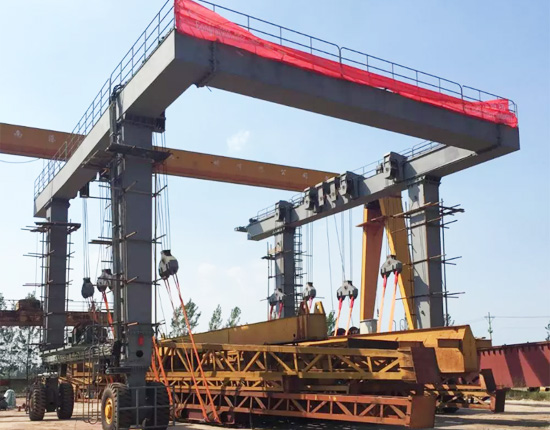 Marine Mobile Boat Lift