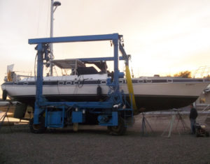 25 Ton Travel Lift for Sale