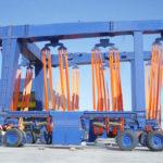 400 Ton Travel Lift