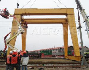 60 Ton Gantry Crane for Sale