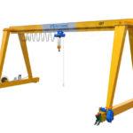 Gantry Crane vs Overhead Crane
