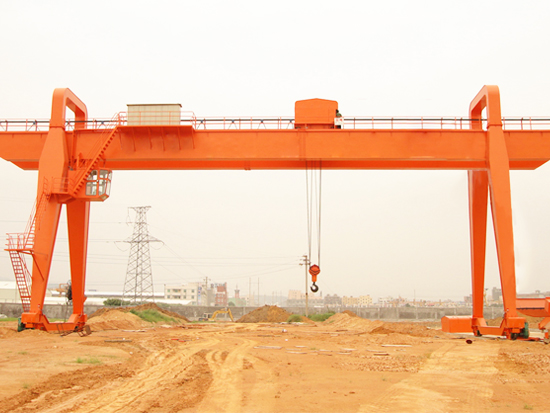 MG Double Girder Gantry Crane Cost